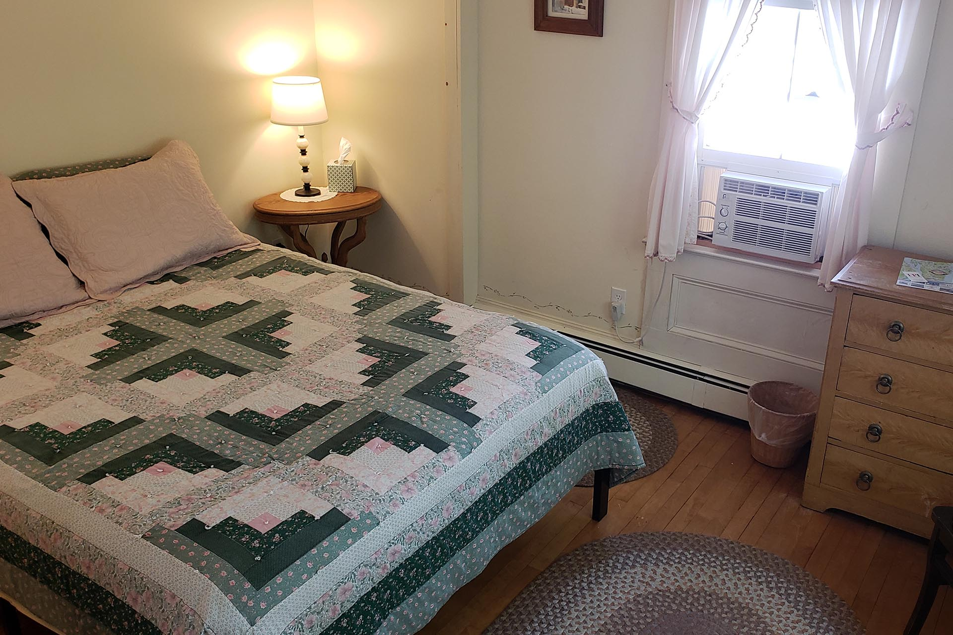 Quilt Bed
