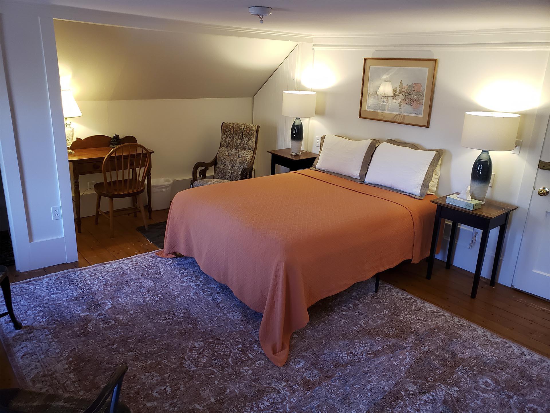 Inn Personal Rustic Room