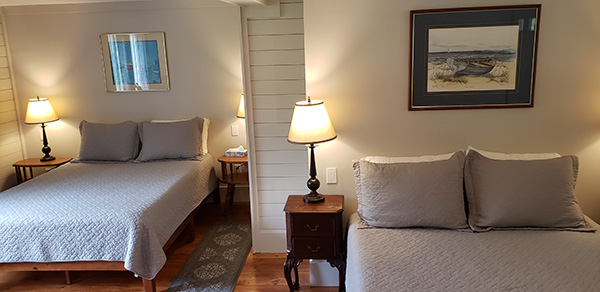 rustic New England Inn
